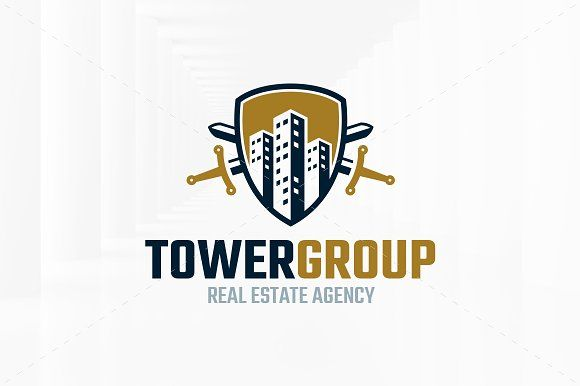 Tower Group Logo Template @creativework247