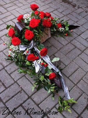 zielone klimaty - kwiaty Lublin: florystyka żałobna