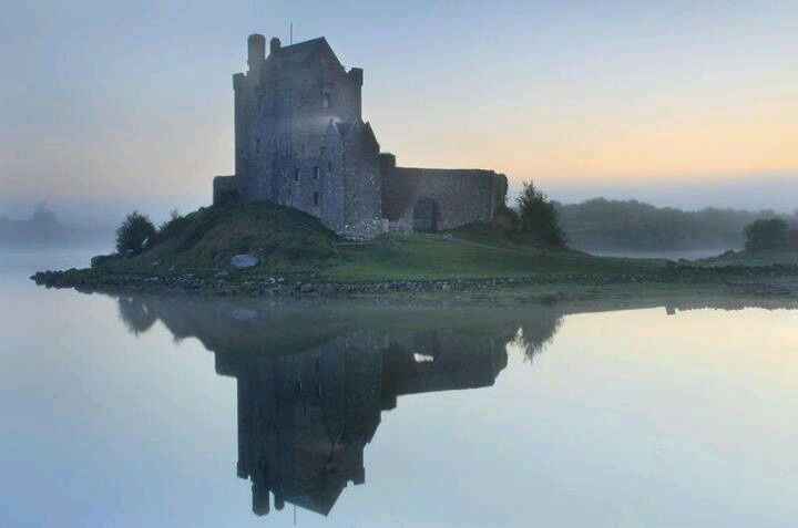 Castle Dunguaire in Co. Galway.