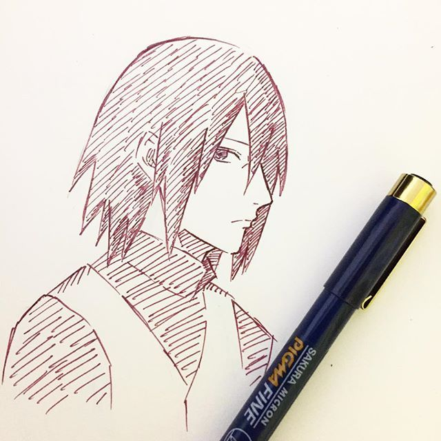 60 Best Naruto Drawings Images On Pinterest: As 25 Melhores Ideias De Naruto Drawings No Pinterest
