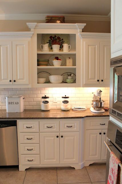 25 Best Ideas About Open Cabinets On Pinterest Open Kitchen Cabinets Open Shelving And Farm Style Kitchen Shelves