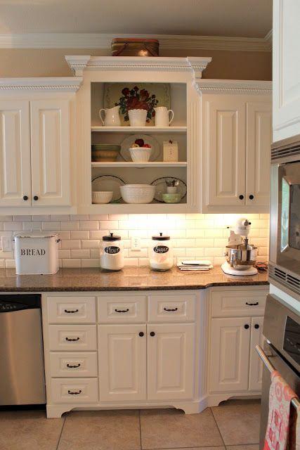 Best open cabinets ideas on pinterest