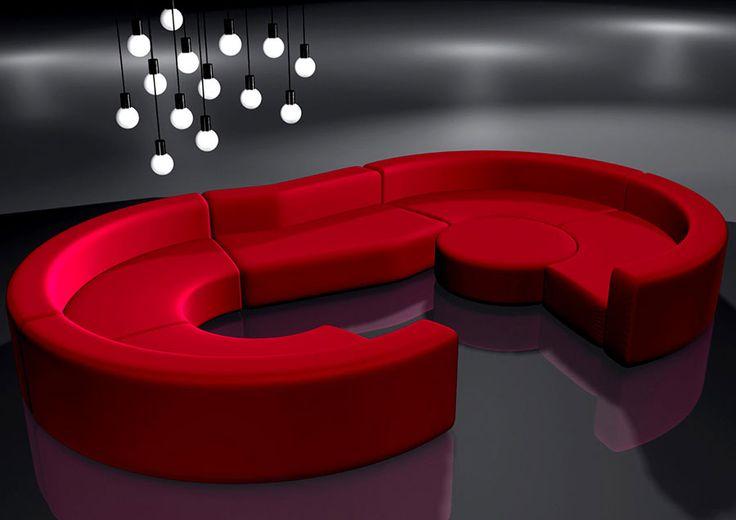 Divano multicolor ~ Oltre fantastiche idee su divano e poltrona su