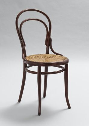 Chair No. 14 by Michael Thonet (1881)