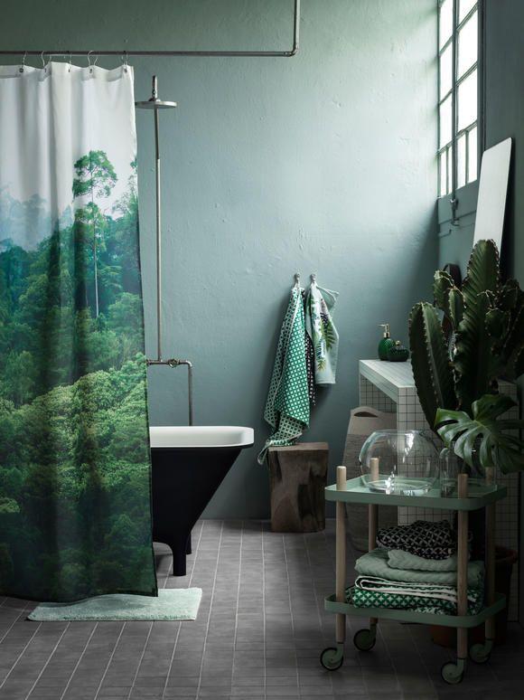 badezimmer grn einrichten - Badezimmer Grn