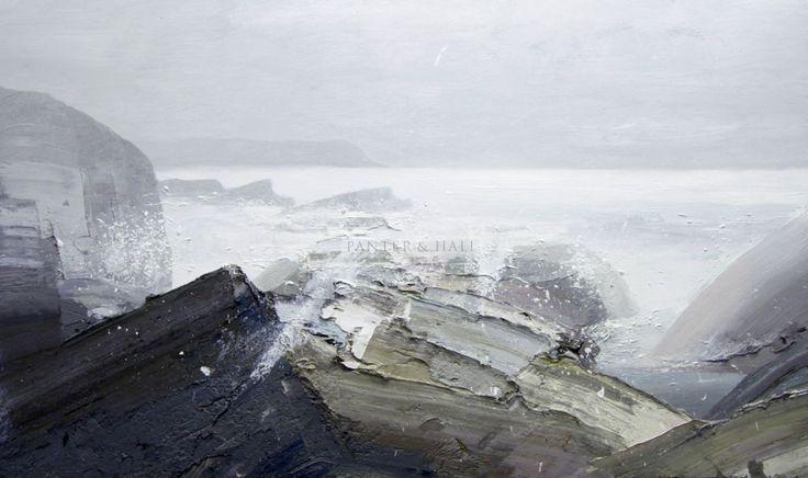 Chris Bushe Pale Tide and a Shoreline full of Greys