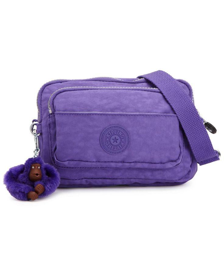 Kipling Handbag, Multiple Belt Bag - Handbags & Accessories - Macy's
