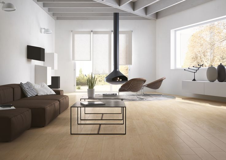 Give a beautiful organic feel to your home using these amazing timber look porcelain tiles.
