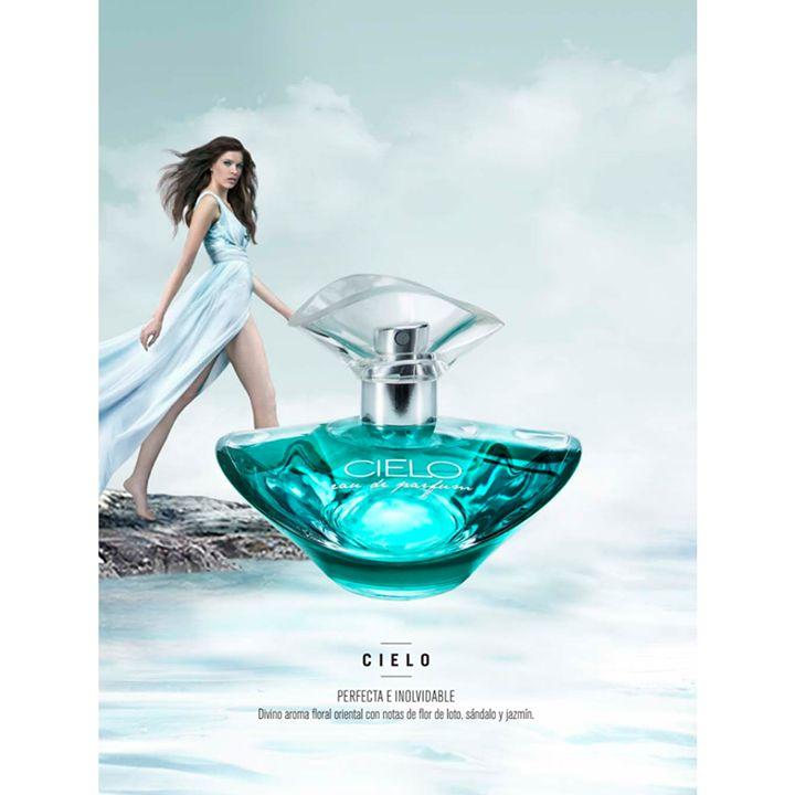 HOY 45% Dcto en Perfume CIELO #Yanbal. Envío Nacional #Colombia. http://www.descuentometro.com/producto/perfume-cielo-yanbal-50-ml/