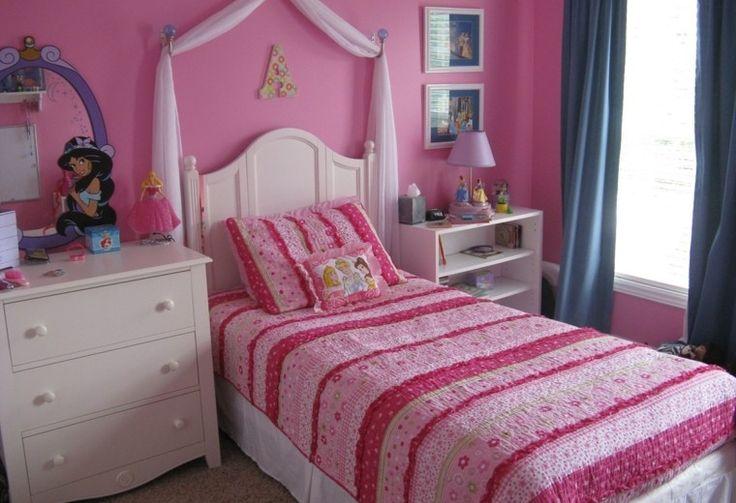 Las 25 mejores ideas sobre camas para ni as peque as en - Dosel cama nina ...