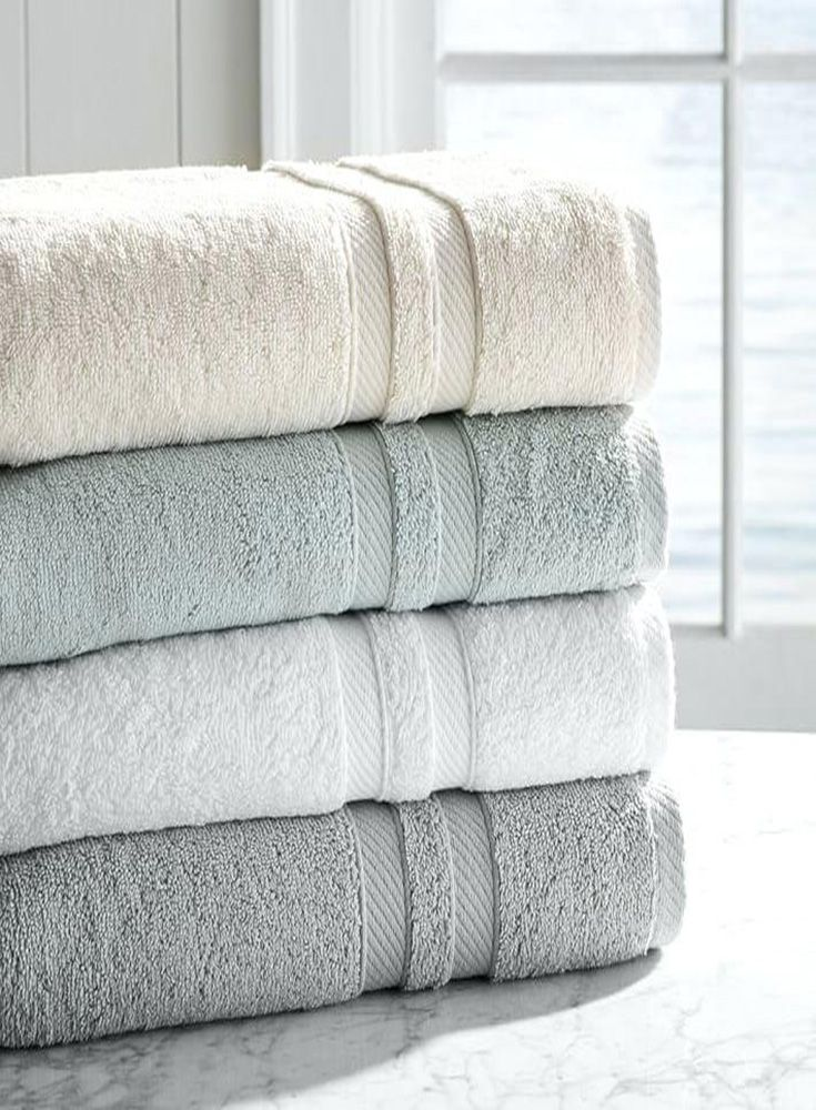Discover Towels In A Variety Of Sizes And Designs To Match Your