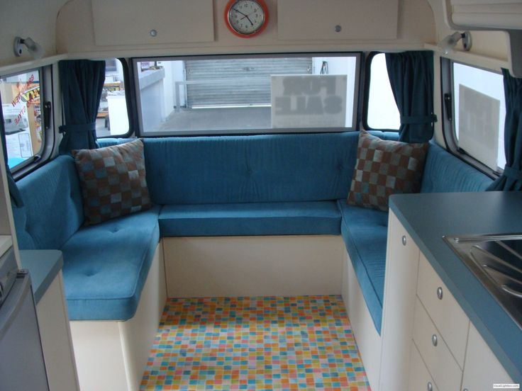 77 best images about vintage caravan vinyl lino floors on pinterest diy kitchen flooring Diy caravan interior design ideas