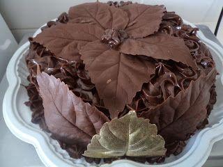 Sensacional ...torta trufada!