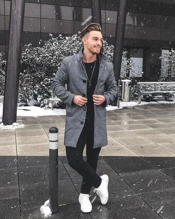 150 elegant winter man outfit with scarf ideas to warm your body - page 38 | decor.homydepot.com