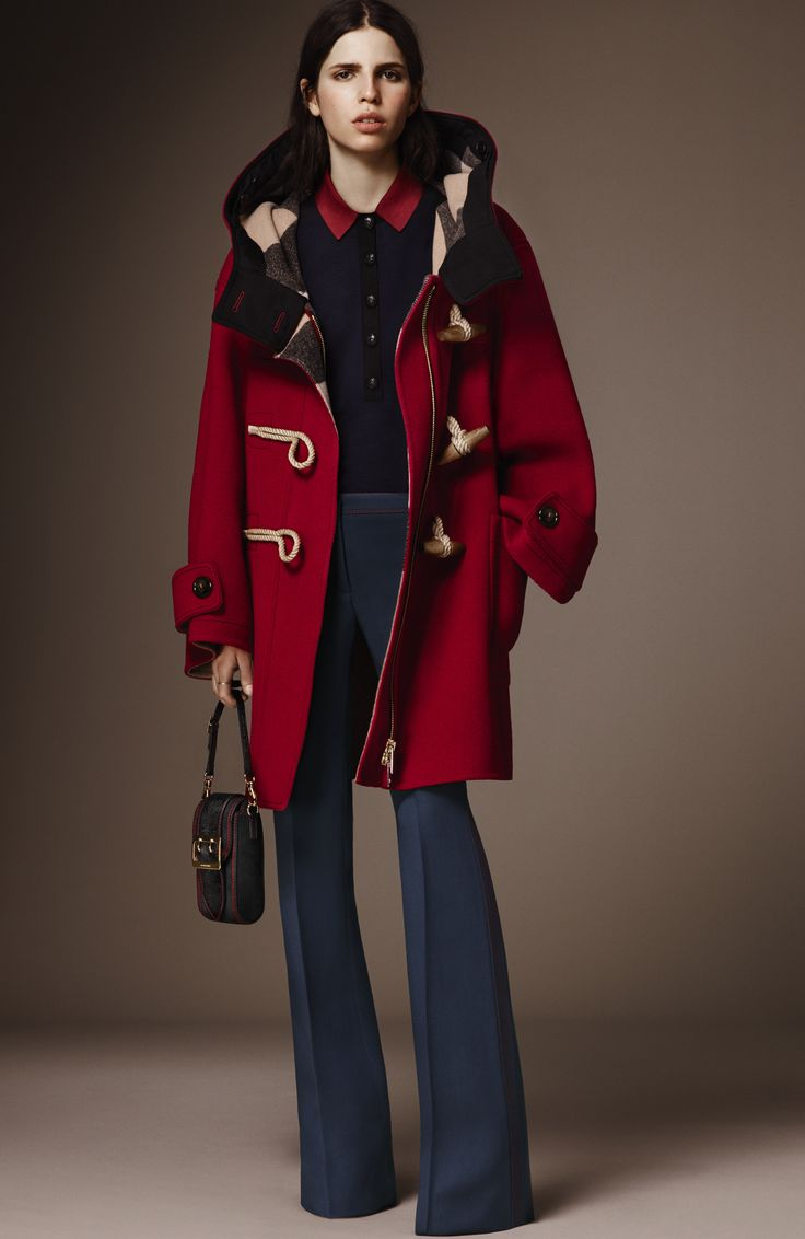 Burberry Pre-Fall 2016 Fashion Show