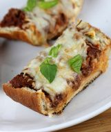 Receita de Pizza integral de berinjela   Receitas Supreme