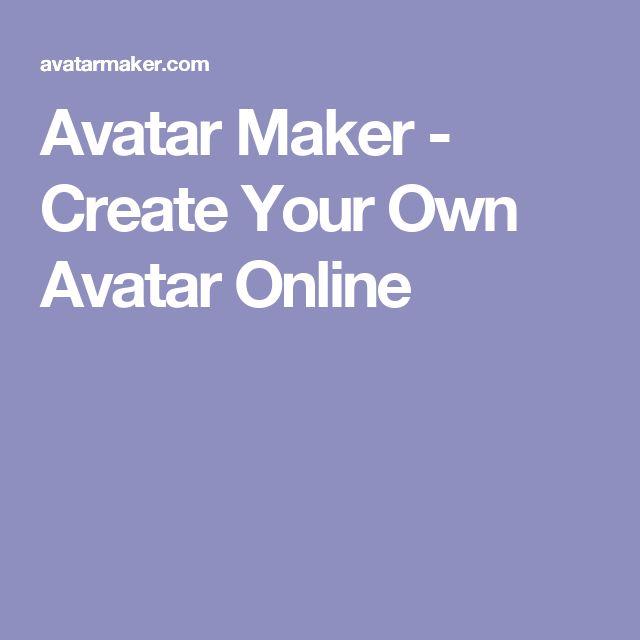 best 25  avatar maker ideas on pinterest