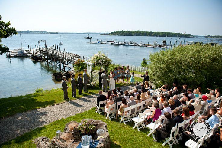 Beach Weddings In Maine