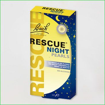 FARMACIA LAURIA - FLORES DE BACH. DIAFARM RESCUE® Night Pearls