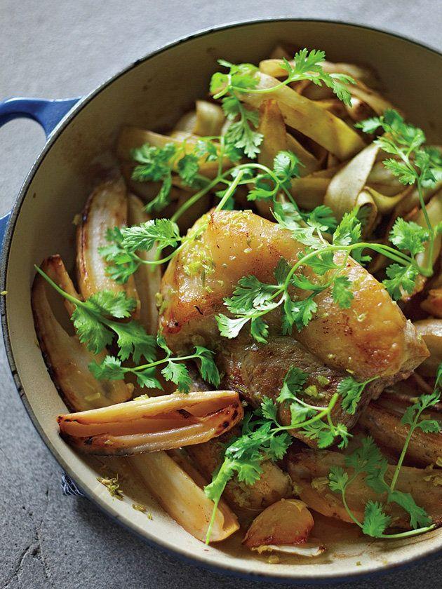 根菜でたっぷりおいしく|『ELLE a table』はおしゃれで簡単なレシピが満載!