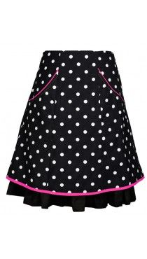 Ecouture by Lund - DOThea - Black/Pink - Underdele