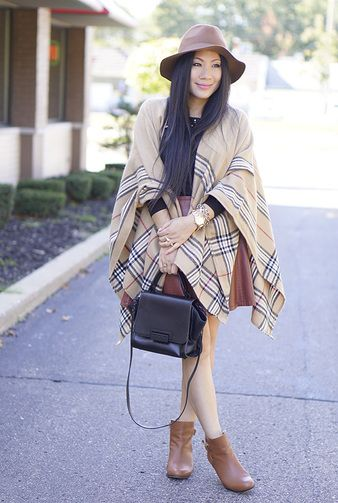 Great look by @candgrace on Befitted #cape #lookoftheday #ootd #streetstyle