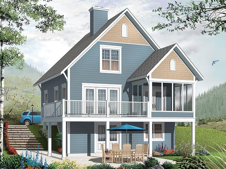 Plan 027H-0348 - Find Unique House Plans, Home Plans and Floor Plans at TheHousePlanShop.com