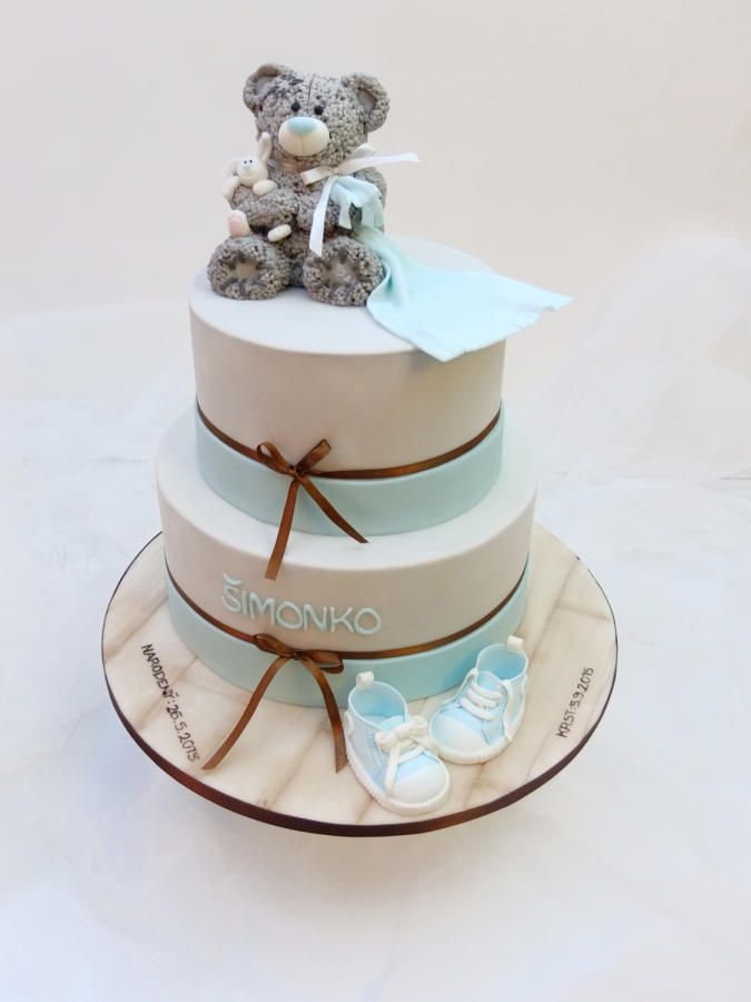 Christening cake - Cake by Janka