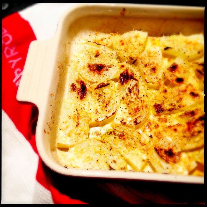 Tuscan Baked Fennel - Gino D'Acampo