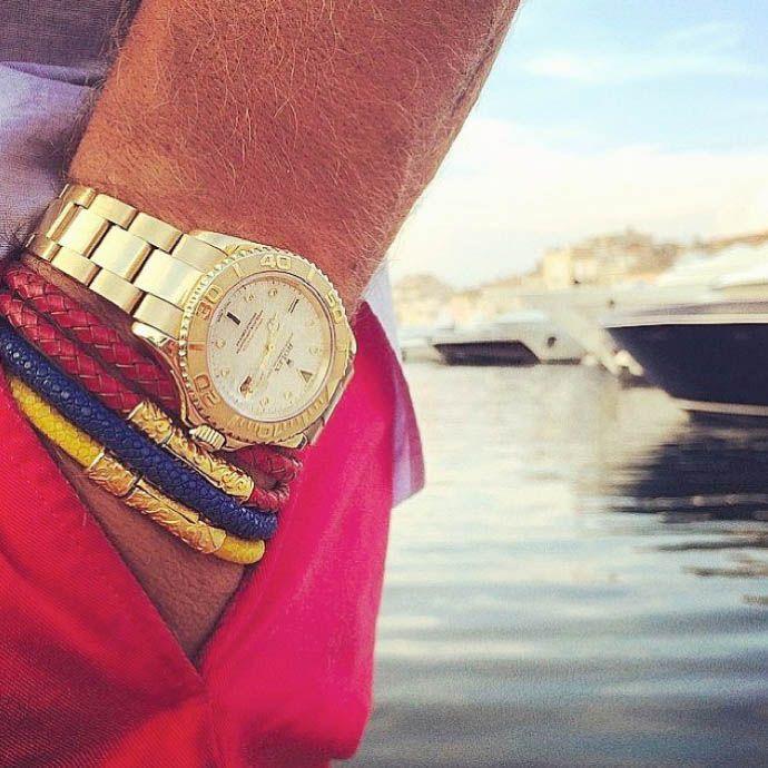 Nialaya has the trendiest men's jewelry
