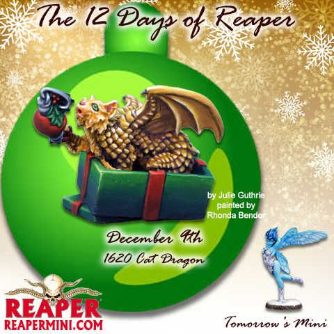 Reaper Miniatures :: News