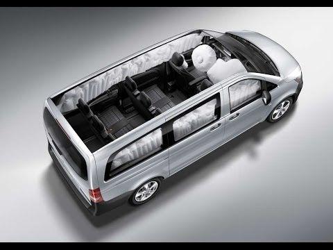 2017 Metris Commercial Van | Mercedes-Benz Vans - First Drive Review: Sh...