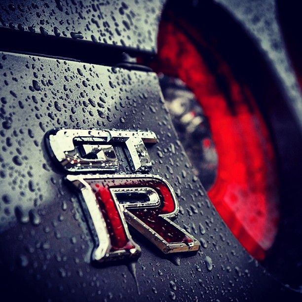I LOVE The Nissan GT-R! #Love