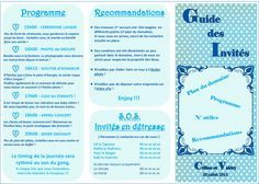 guide de l'invité