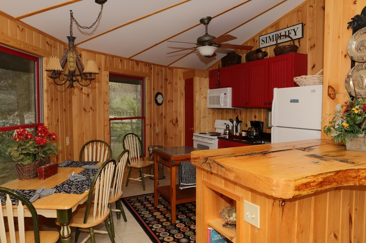 The River Cottage kitchen VRBO 414736