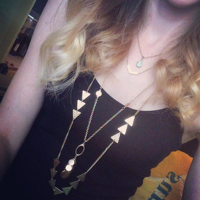 Designed Your Way: Your Way Necklace From #premierdesigns