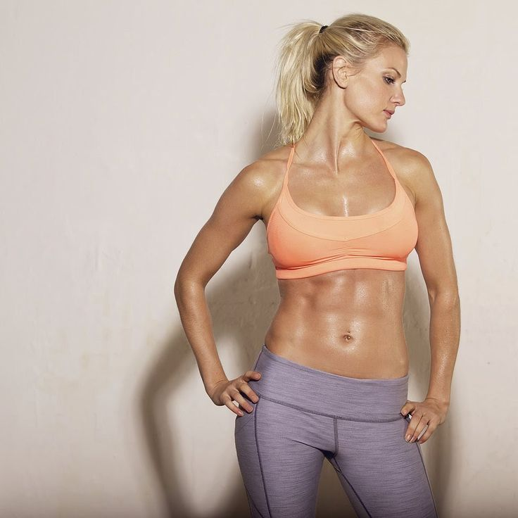 how to get perfect abs women