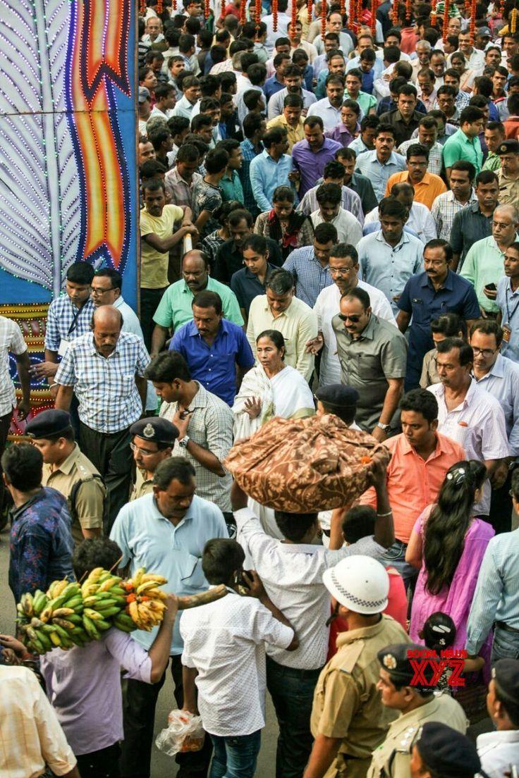 Kolkata: Chhath Puja celebrations  Mamata Banerjee - Social News XYZ