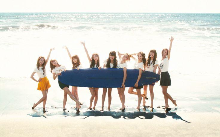Girls 'Surfer' Generation