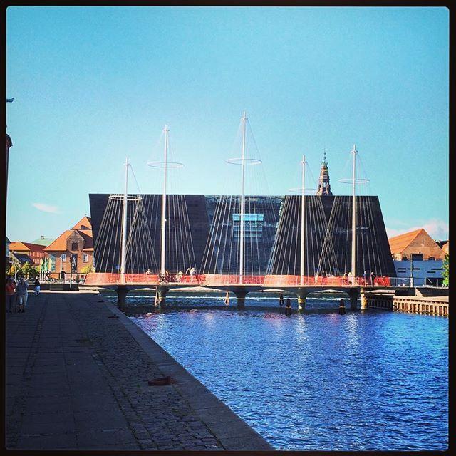 https://flic.kr/p/yJzMbq | #Copenhagen #København #cirkelbroen #voreskbh #delditkbh |   13 Likes on Instagram