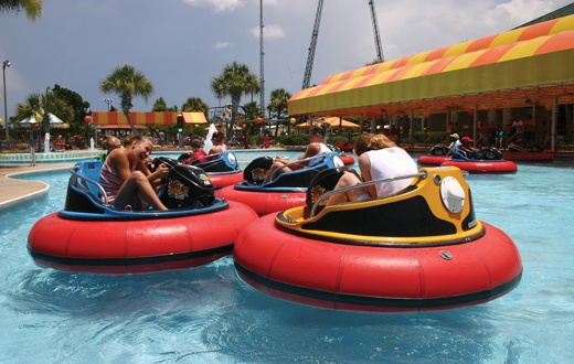 The Track Recreation Center features go-karts, bumper boats, the Kids Kountry, an arcade, mini-golf, skycoaster and refreshment center in #GulfShores, AL.