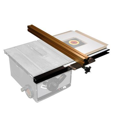 "Buy Accusquare Table Saw Fence, 50"" Right Rip, No. M1050 at Woodcraft.com 