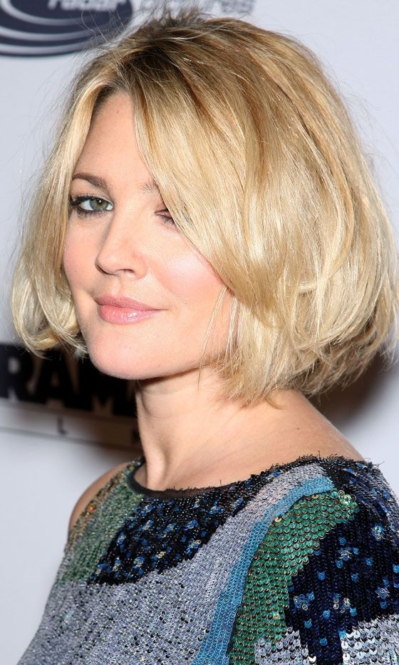 Drew Barrymore Bob Hairstyle Jpg | GlobezHair