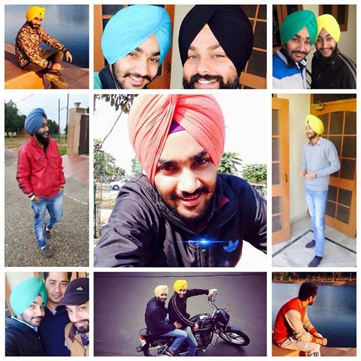 Singh Saab with brothers