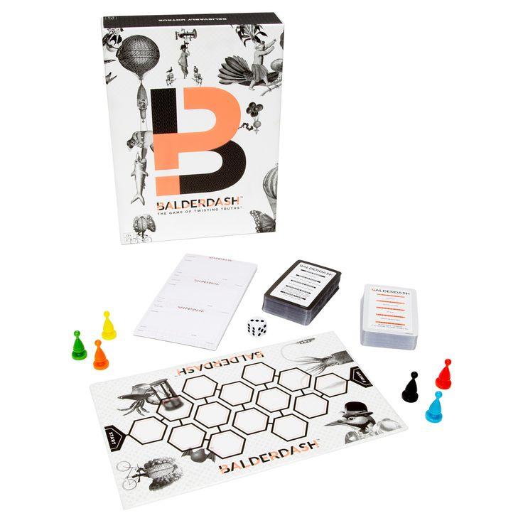 Balderdash Board Game, Board Games