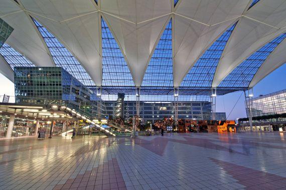 ミュンヘン国際空港/ドイツ