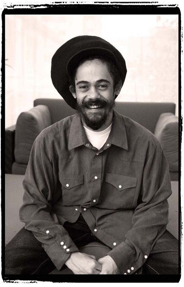 Damian Marley's Smile. ♥