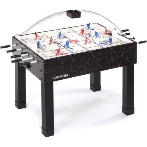 Carrom 415 Super Stick Hockey Table « Game Searches