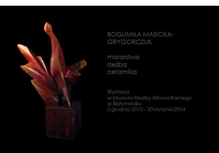 Zapraszamy do Muzeum Rzeźby Alfonsa Karnego w Białymstoku! www.muzeum.bialystok.pl