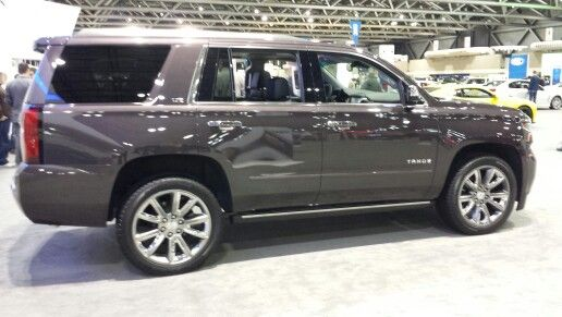 New Chevy Tahoe 2016 Colors